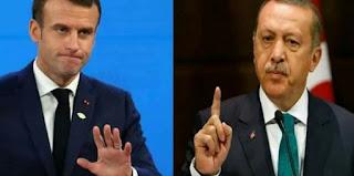 Presiden Perancis Melarang Pendirian Sekolah Turki di Negaranya, Erdogan Balas Dengan Tegas