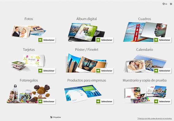 Saal Design-Productos.