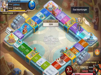 game line lets get rich game online android terbaik