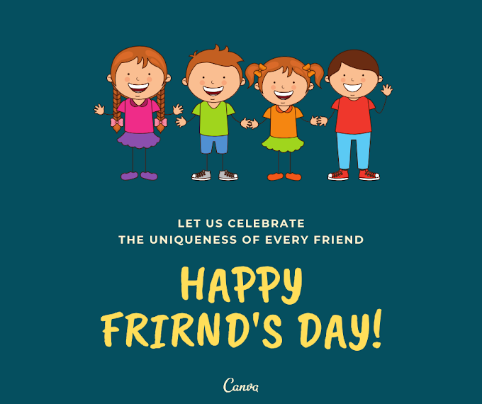 Friendship Day : Images Wishing Quotes , Gifts ides and many more in 2020