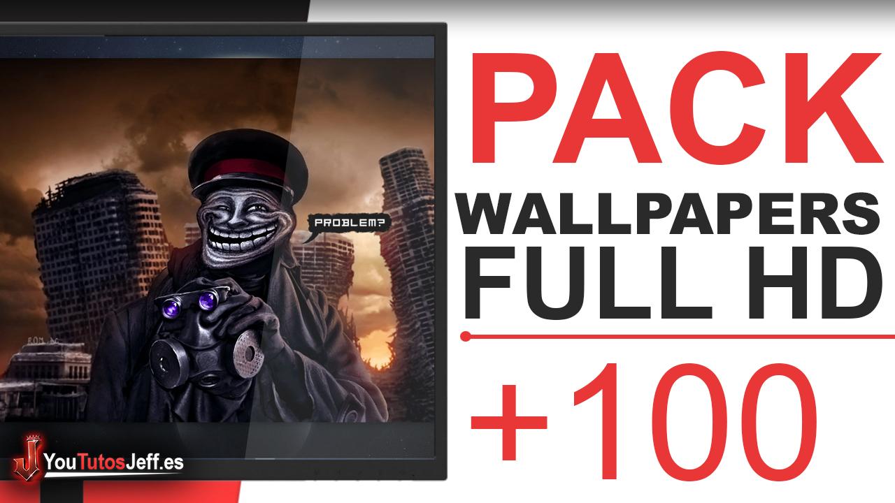 Pack de Wallpapers FULL HD