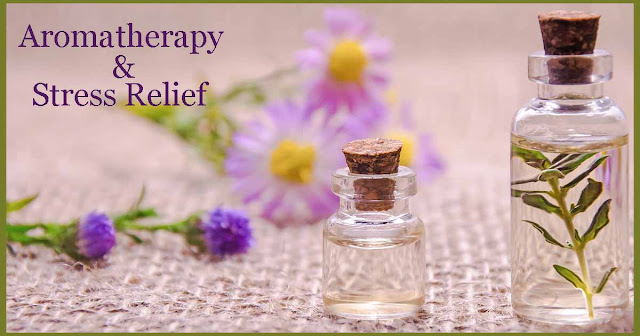 aromatherapy and stress relief