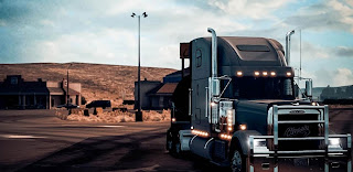 American Truck Simulator Freightliner Classic XL Truck MODs