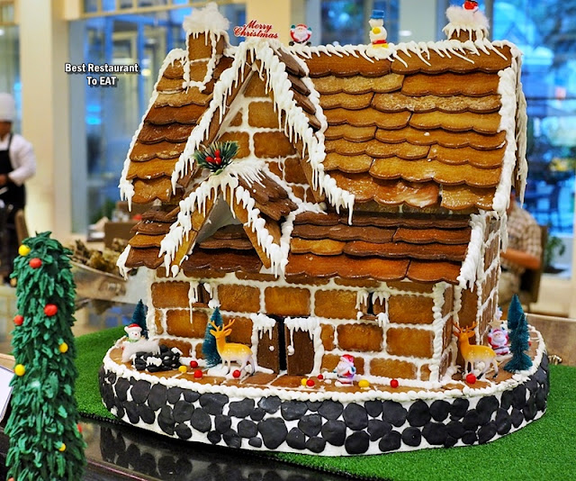 Hotel Istana Kuala Lumpur Christmas Dessert Menu - Christmas Log House