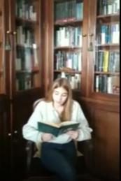 """Vídeo alumnos """"IES Ramón Carnde"""" en el Día Mundial del Libro"""