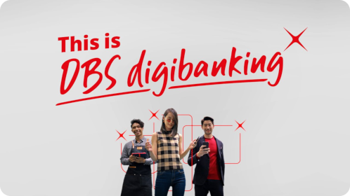 This is DBS digibanking