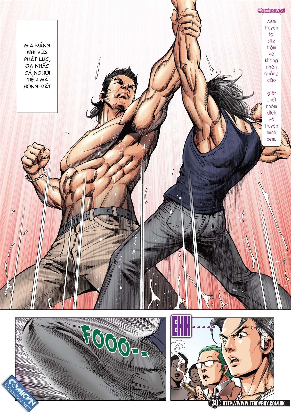 Người Trong Giang Hồ chapter 2148: tiểu mã vs gia đằng nhị trang 26