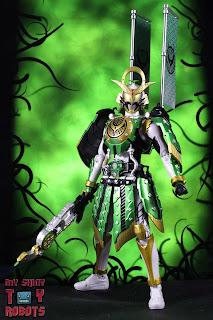 SH Figuarts Kamen Rider Zangetsu Kachidoki Arms 02