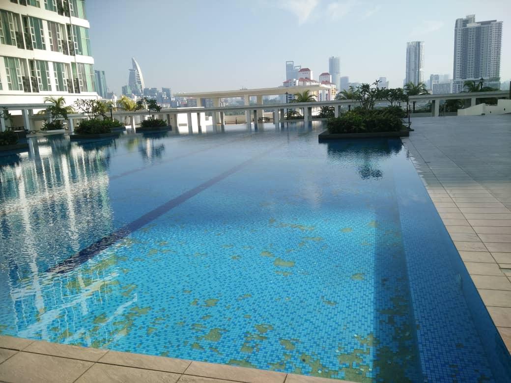 Penthouse untuk disewa di scott garden kuala lumpur - Homestay in kuala lumpur with swimming pool ...
