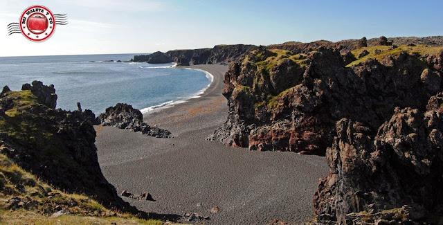 Drítvík, Snæfellsnes, Islandia