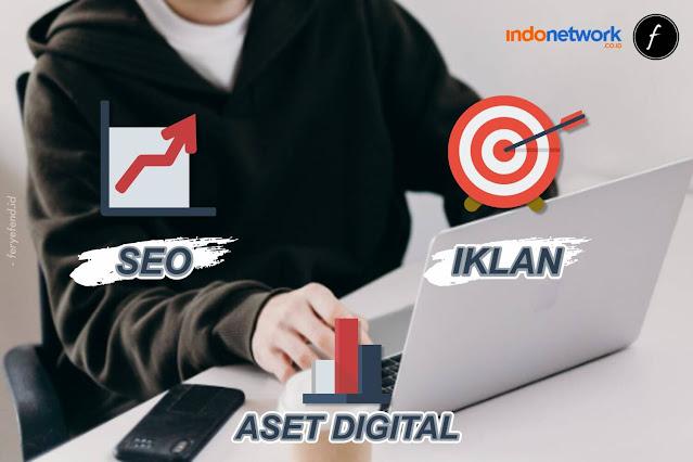 Membangun Aset Digital untuk Perkembangan Bisnis di New Normal