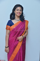 Supriya in Pink Saree Spicy Pics 001.JPG