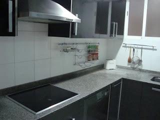 piso en venta calle sanz de bremond castellon cocina