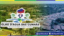 PREFEITURA DE OLHO D'ÁGUA DAS CUNHAS UM GOVERNO PARA TODOS.