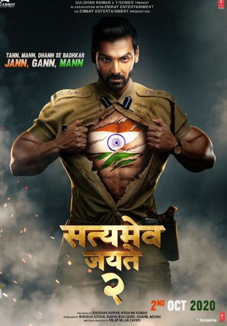 Satyameva Jayate 2 Movie First Look