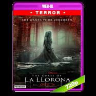 La maldición de la llorona (2019) WEB-DL 720p Audio Dual latino-Ingles