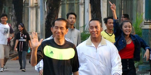 Jokowi Dinilai Lebih Paham Soal TNI Ketimbang Prabowo