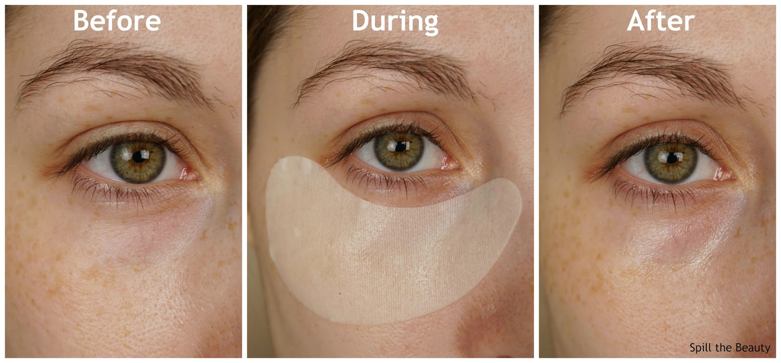 estee lauder Advanced Night Repair Recovery Mask-In-Oil concentrated recovery eye mask review before and after