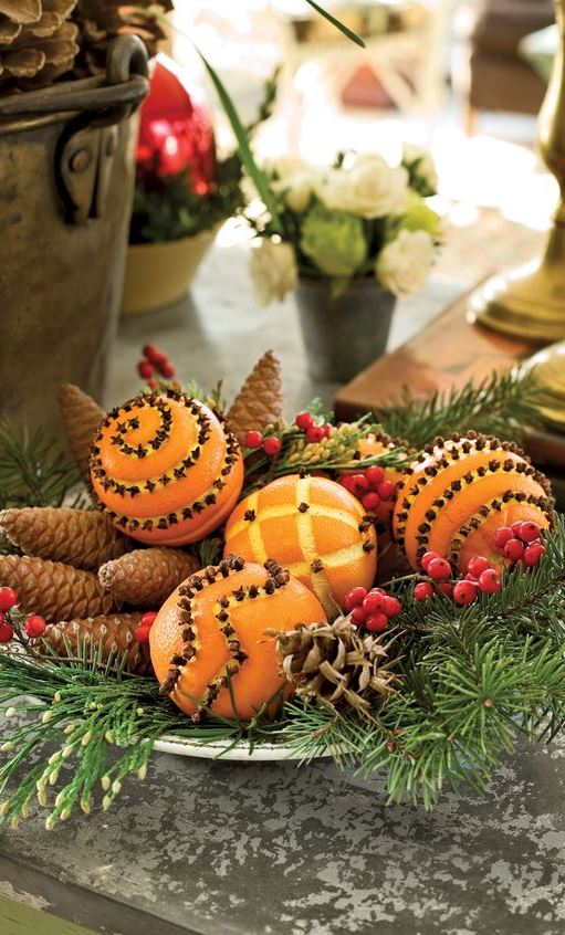 Beautiful DIY Pine Cone Crafts to Enjoy Making the Holiday Decoration 45+ DIY Christmas Centerpieces that Anyone tin Make