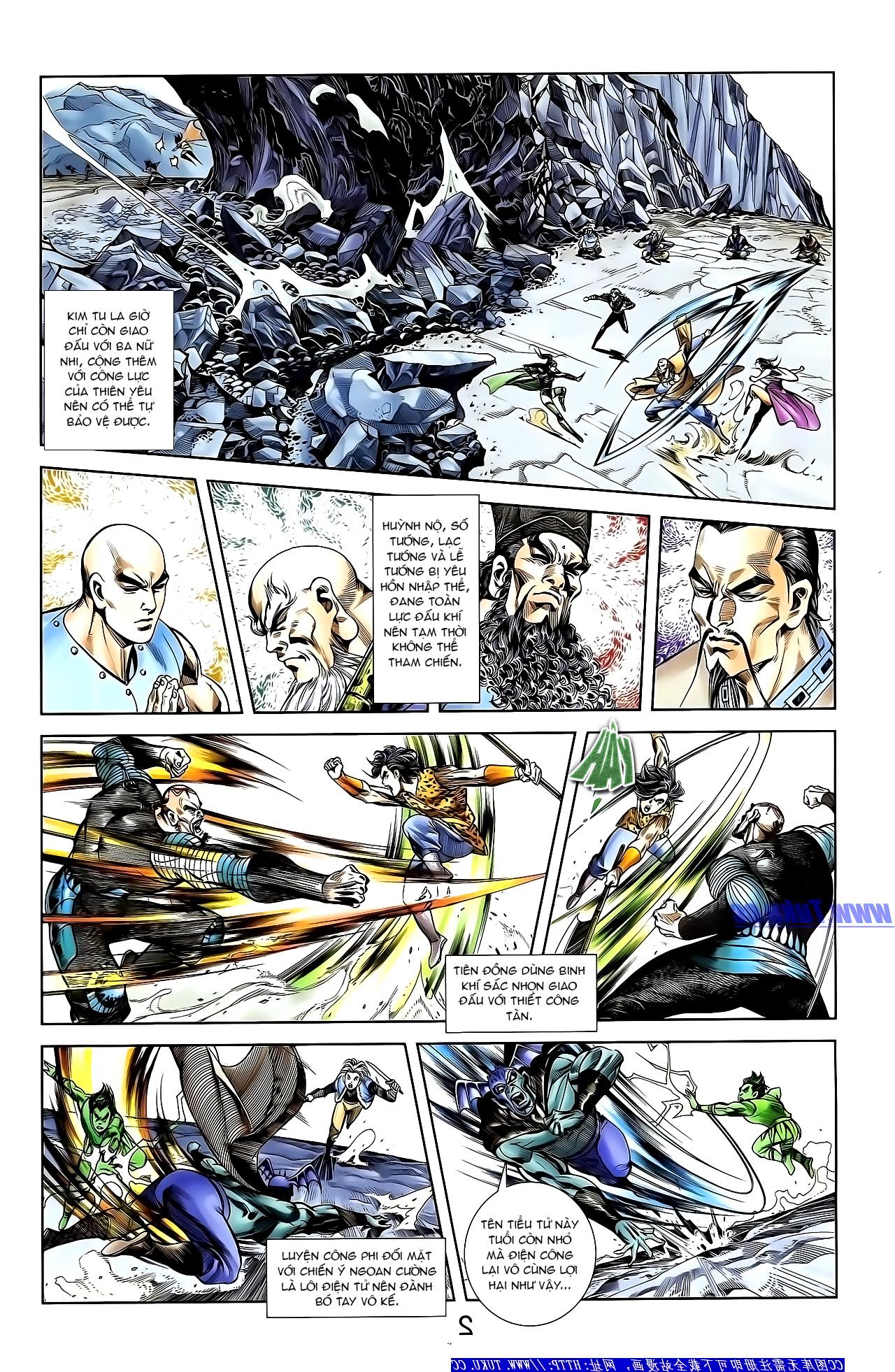 Cơ Phát Khai Chu Bản chapter 155 trang 17