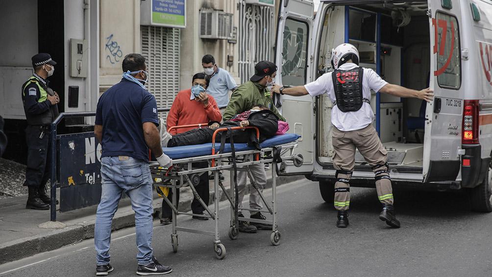Coronavirus en Argentina: Suman 122 las víctimas fatales y 2.669 los infectados en el país