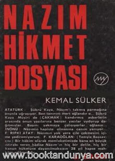 Kemal Sülker - Nazım Hikmet Dosyası