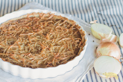Mother's Day Brunch - Onion Tart