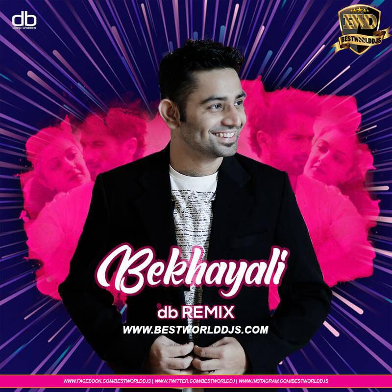 Bekhayali (db Remix) - DJ Deep Bhamra