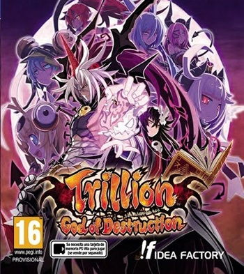 Trillion: God of Destruction PC Full