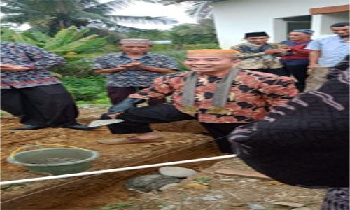 Buya Haji Syafrizal :Retorika Khatib Dan Bacaan Imam Itu Sangat Menentukan Kwalitas Jamaah Nya