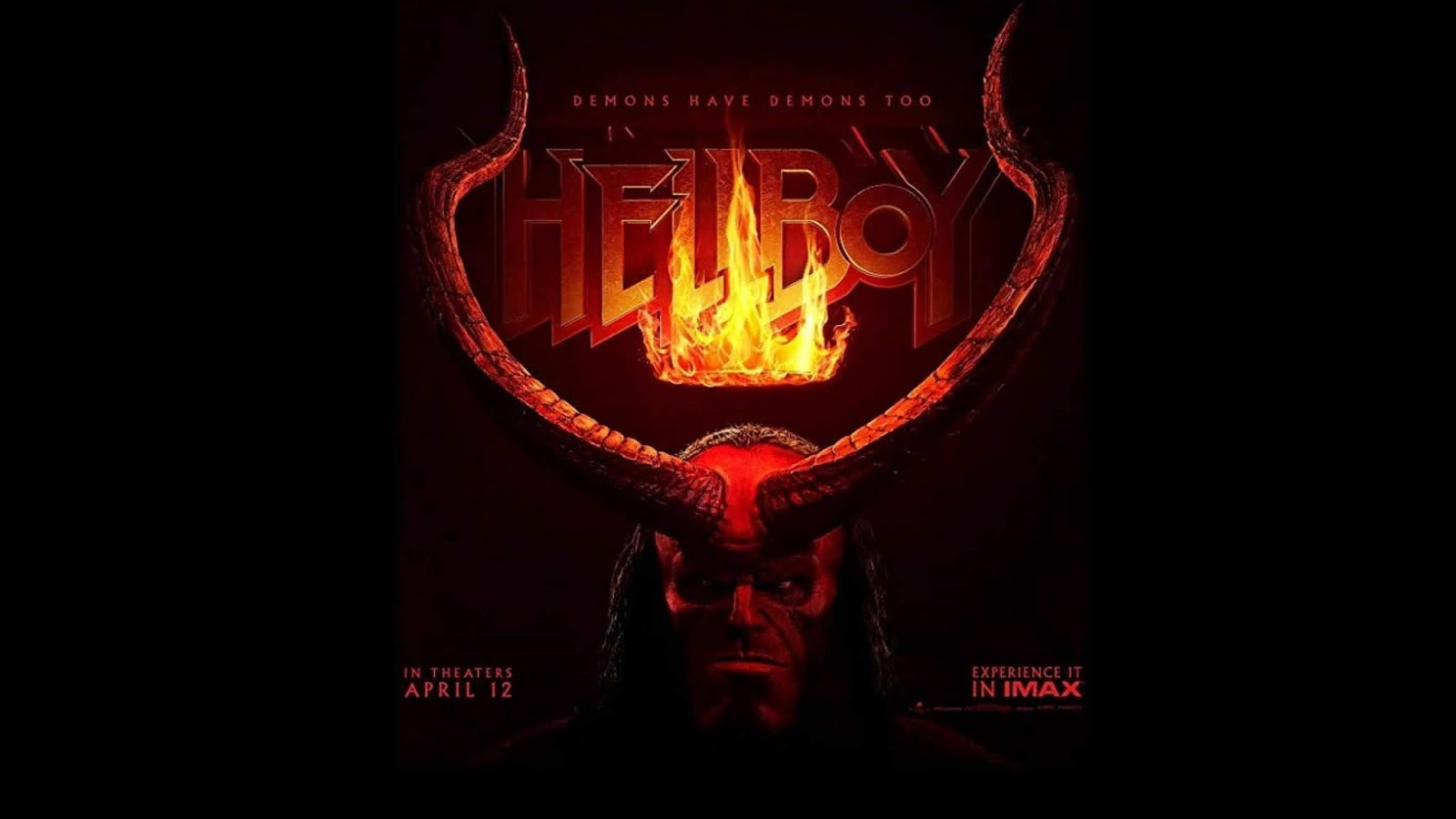 Enterainment: Hellboy 2019 Official Trailer Out Now
