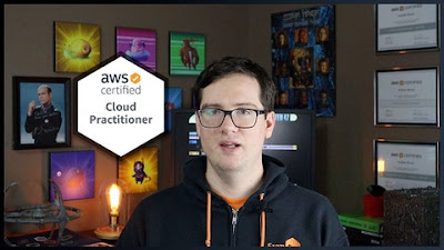 Top 5 Free Courses to pass AWS Cloud Practitioner Exam - Best of Lot