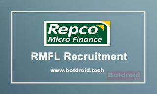 Repco Bank Recruitment 2020, RMFL Chennai Jobs, Repco Micro Finance Recruitment 2020