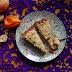 #206 Jesienna wegańska tarta z owocami