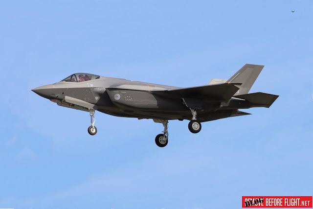 First italian-built Dutch F-35A makes first flight