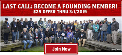 Reminder: $25 Founding Membership Opportunity Ends Soon