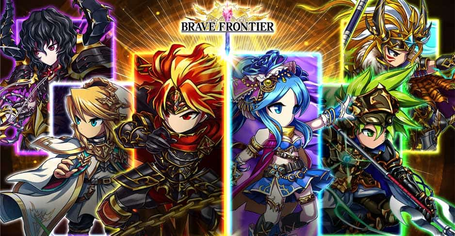 Brave Frontier v2.16.5.0 Mod, Multi Features - Game đánh theo lượt cho điện thoại
