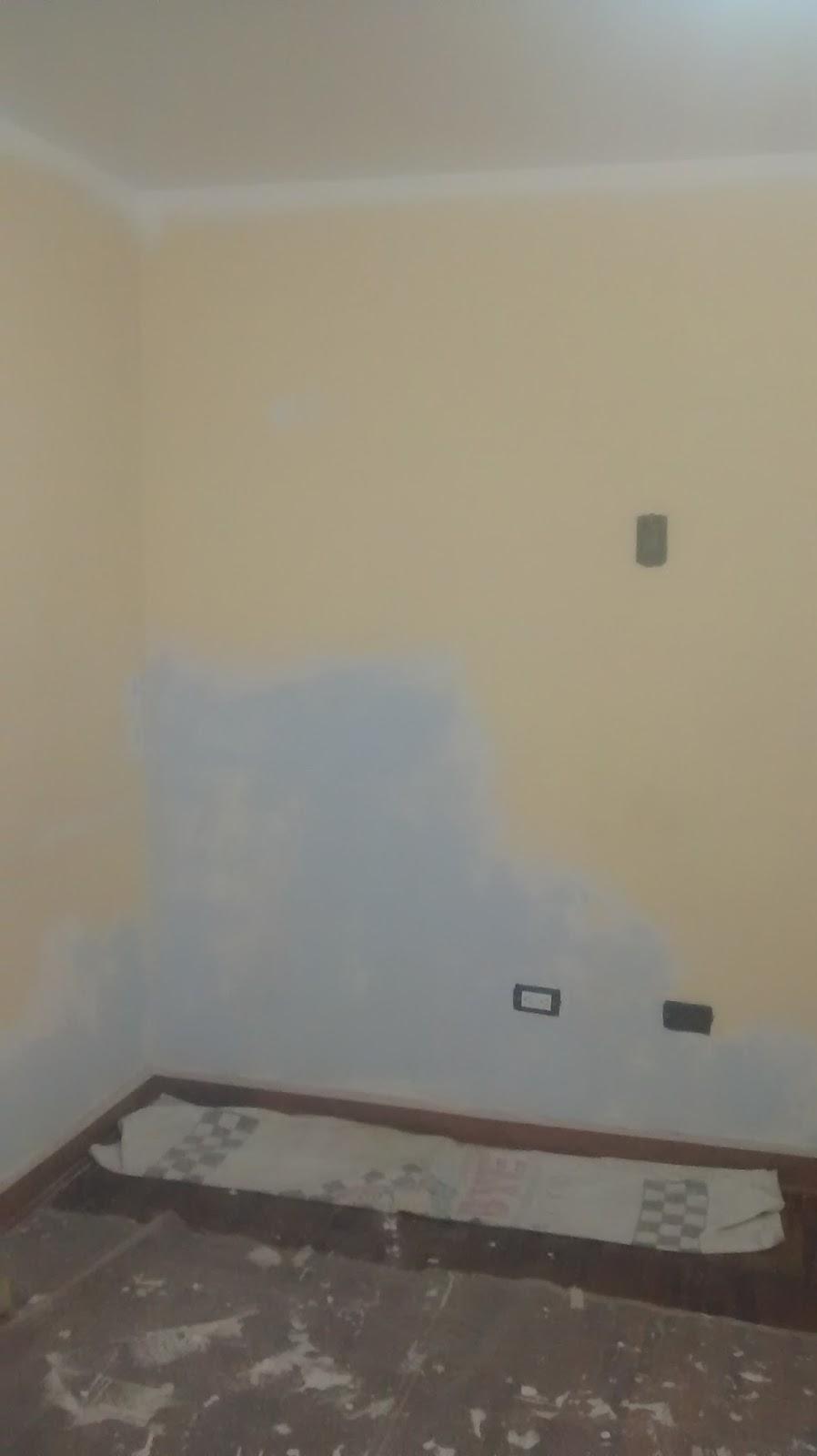 Maestro empastador y pintor de casas en paredperfecta - Como secar las paredes despues de la inundacion ...