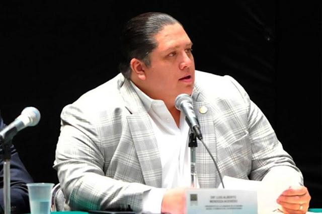 diputado Luis Mendoza Acevedo (PAN)