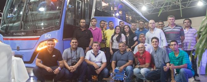 Ceará Diesel apresenta novidades em evento noturno