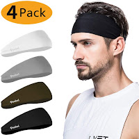 poshei Mens Headband