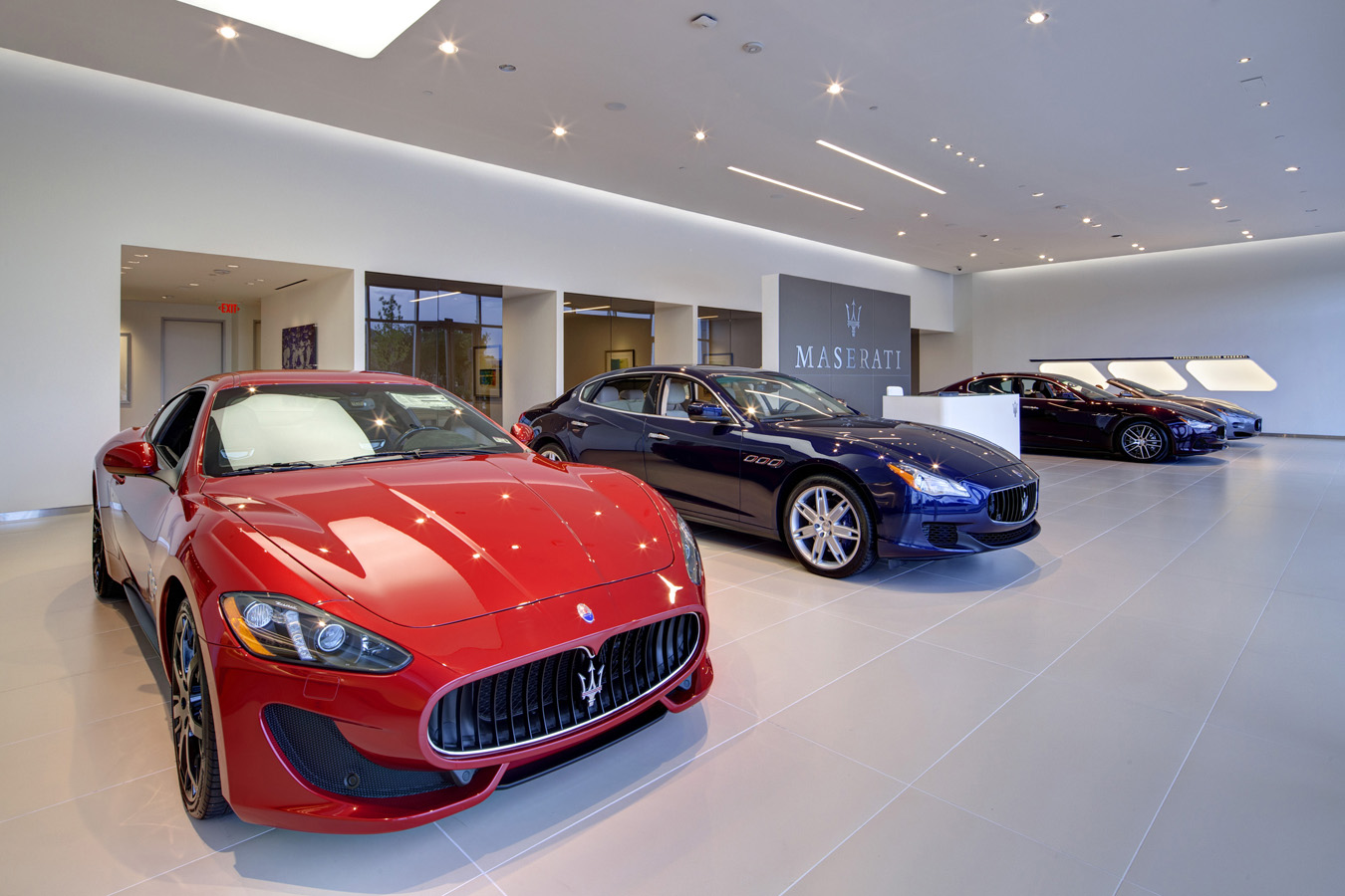 Maserati Fort Worth (New & Used Maserati Car Dealership)