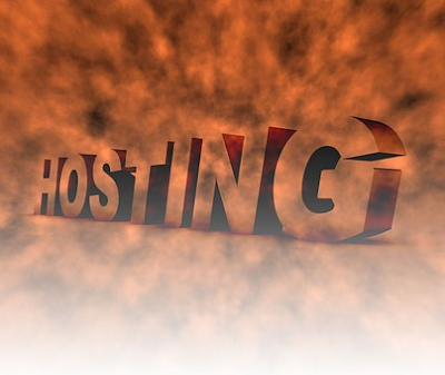 how to find the hosting of a website