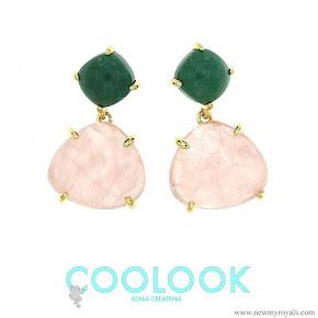 Queen Letizia Jewels Coolook Sarin Earrings