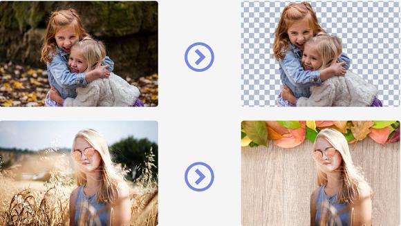 افضل موقع لازالة خلفية الصور بسهولة ومجانا