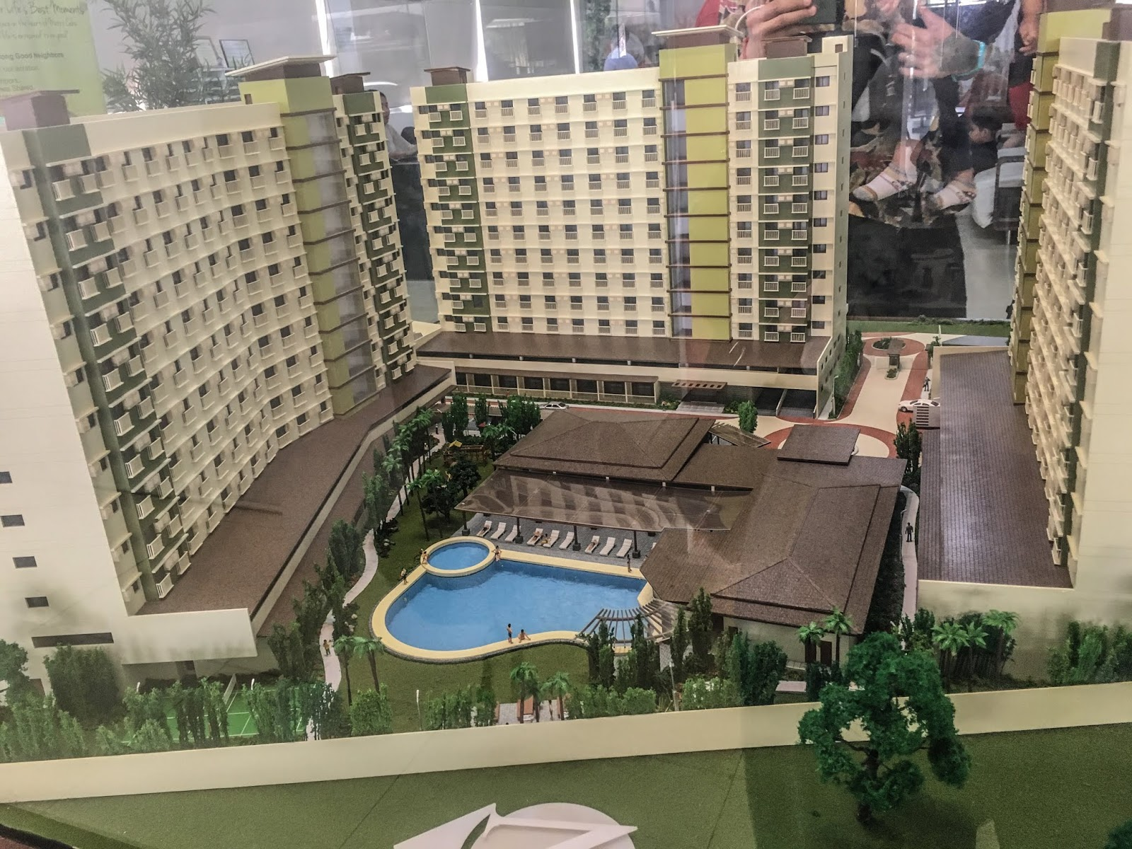 Bamboo Bay Community Mandaue Tower Plan