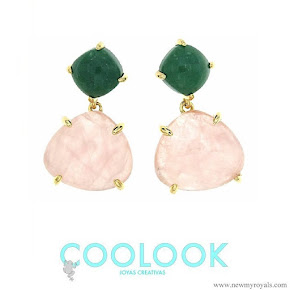 Queen Letizia-Jewels Coolook Sarin Earrings