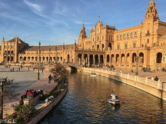 Plaza de España. Sevilla. Resumen viajero 2017