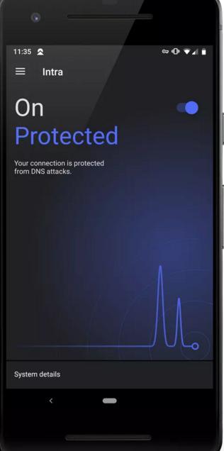 Intra – приложение для обхода блокировок сайтов