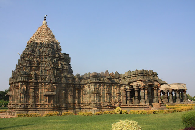 The Mahadeva Temple, Itagi